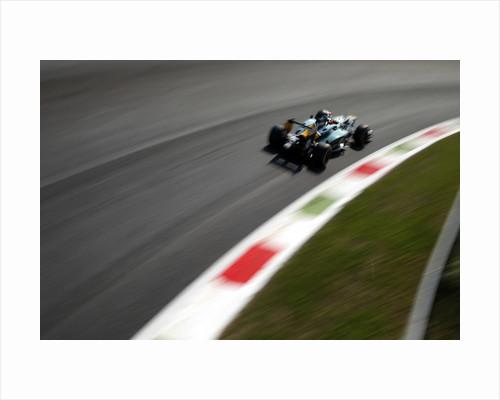 The classic, Heikki Kovalainen, Italy by Glenn Dunbar