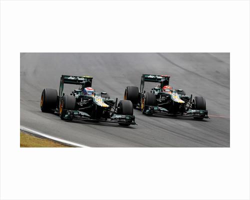 The green machines, Vitaly & Heikki, Brazil by Andrew Ferraro