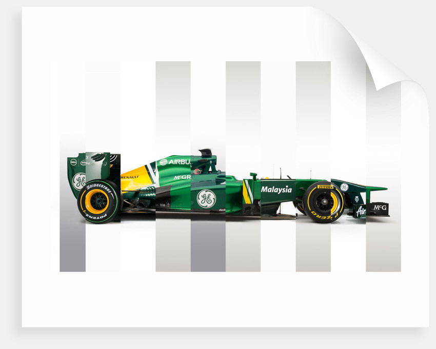 Four years of Caterham by Christian Clogger