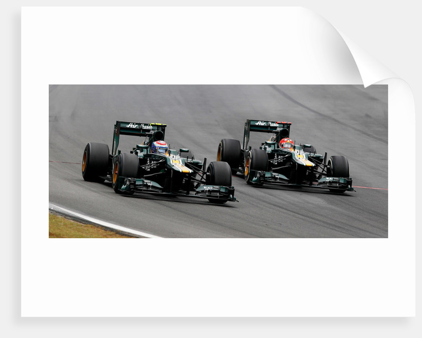 The green machines, Vitaly & Heikki, Brazil by Andrew Ferraro