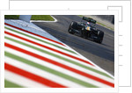 Welcome to Monza, Vitaly Petrov, Italy by Steven Tee