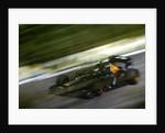 Fight to the finish, Vitaly Petrov, Brazil by Glenn Dunbar