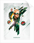 Heroic Heikki, Heikki Kovalainen by Jason Pooley
