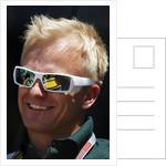 Canadian sun, Heikki Kovalainen by Charles Coates
