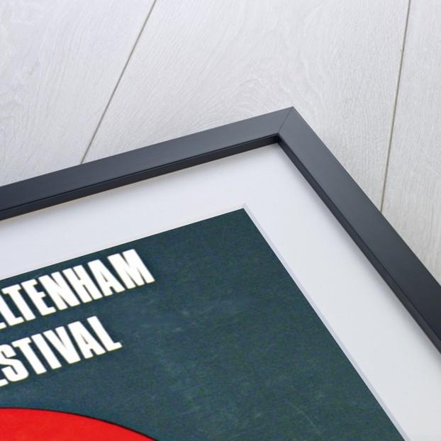 1971 Cheltenham Music Festival Programme Cover by Cheltenham Festivals