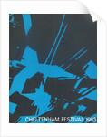 1963 Cheltenham Music Festival Programme Cover by Cheltenham Festivals