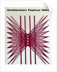 1964 Cheltenham Music Festival Programme Cover by Cheltenham Festivals