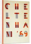 1969 Cheltenham Music Festival Programme Cover by Cheltenham Festivals