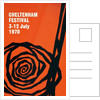 1970 Cheltenham Music Festival Programme Cover by Cheltenham Festivals