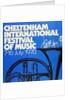 1978 Cheltenham Music Festival Programme Cover by Cheltenham Festivals