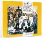 1987 Cheltenham Music Festival Programme Cover by Cheltenham Festivals