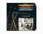 1988 Cheltenham Music Festival Programme Cover by Cheltenham Festivals