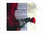 1993 Cheltenham Music Festival Programme Cover by Cheltenham Festivals