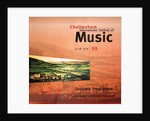 1999 Cheltenham Music Festival Programme Cover by Cheltenham Festivals