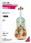 2009 Cheltenham Music Festival Programme Cover by Cheltenham Festivals