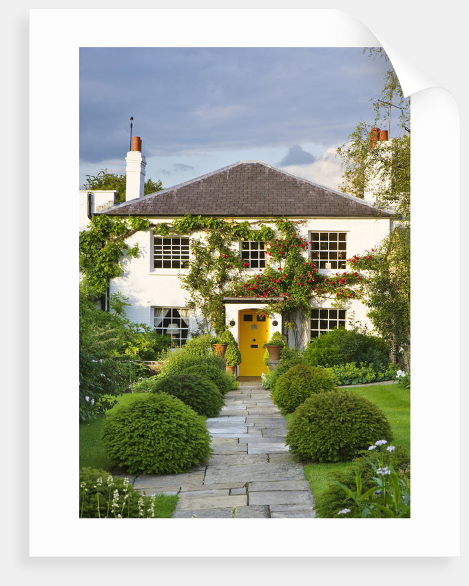 Gipsy House, Buckinghamshire: by Clive Nichols
