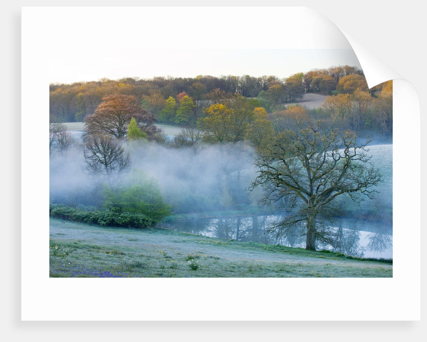 Gravetye Manor, Sussex: by Clive Nichols