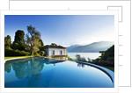 Villa Giuseppina, Lake Como, Italy  - The Villa And Swimming Pool by Clive Nichols