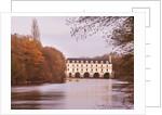 Chateau De Chenonceau, Loire Valley, France: Christmas - by Clive Nichols
