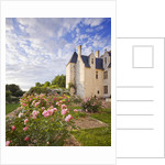 Chateau Du Rivau, Loire Valley, France by Clive Nichols