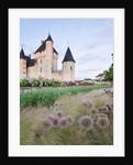 Chateau Du Rivau, Loire Valley, France by Clive Nichols
