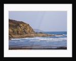 R.a.scamp, Quality Daffodils, Cornwall: View Of The Nearby Beach by Clive Nichols