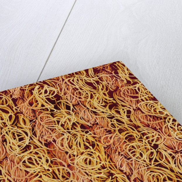 Polyester and Cotton Cloth by Corbis
