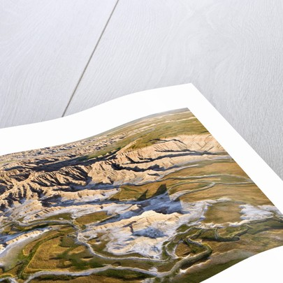 Erosion Patterns by Corbis