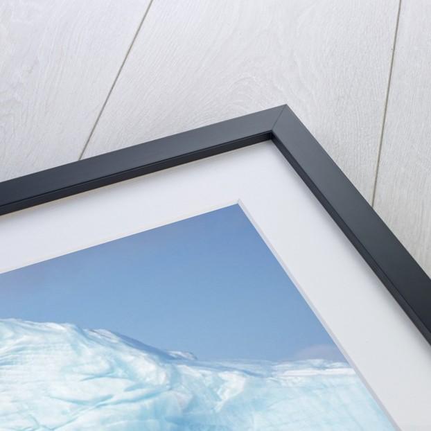 Floating Iceberg by Corbis