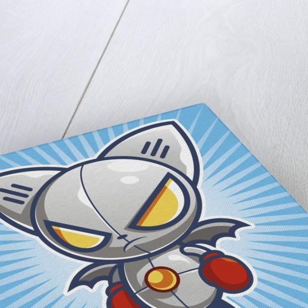 ROBO BAT by Tristan Eaton