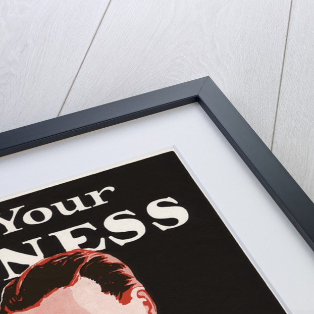 Know Your Business Motivational Poster by Corbis
