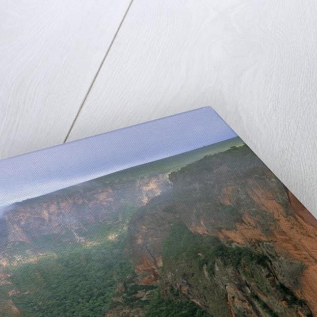 Chapada dos Guimaraes Mountain Range by Corbis