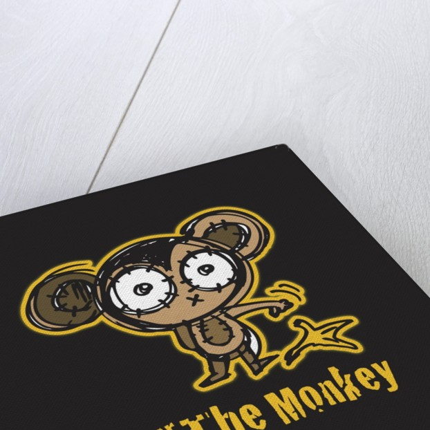 Year of the Monkey by Corbis