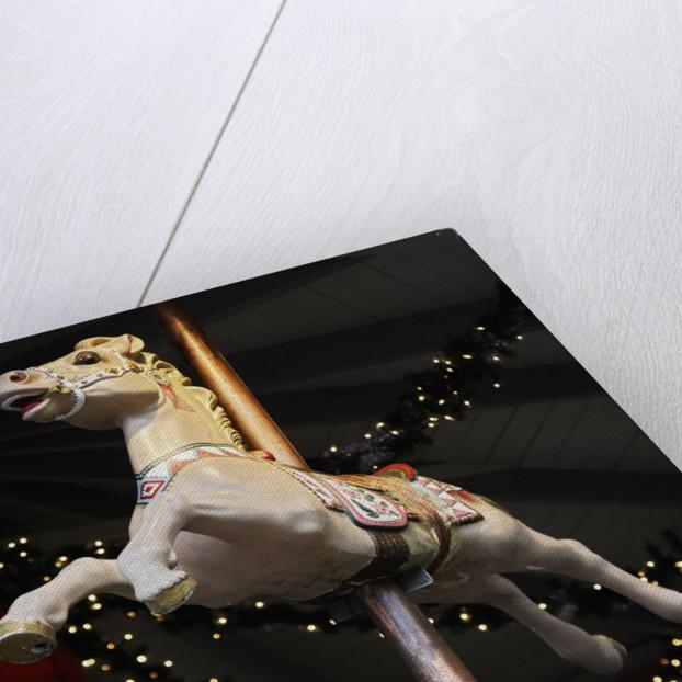 Carousel Horse by Corbis