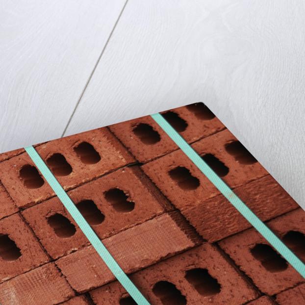 Stack of Bricks by Corbis