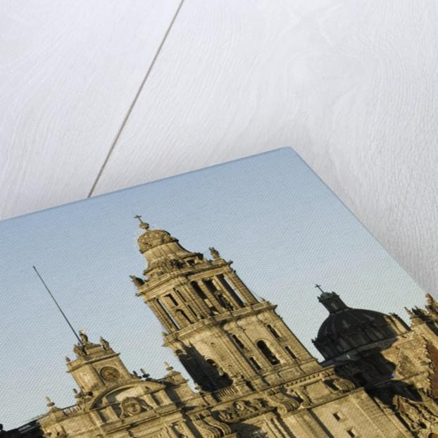 Metropolitan Cathedral, Zocalo, Centro Historico, Mexico City, Mexico, North America by Corbis