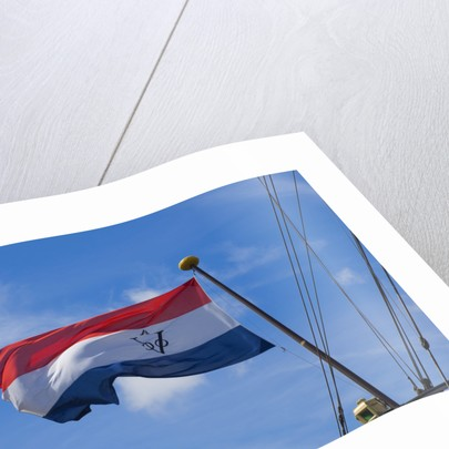 Dutch National Flag by Corbis