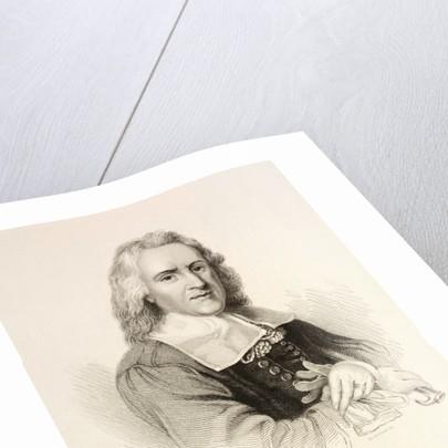Portrait of Izaac Walton by Corbis