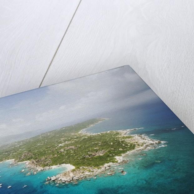 Aerial View of Virgin Gorda by Corbis