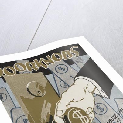 Doorknobs Motivational Poster by Corbis