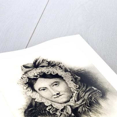 Poet Dorothy Wordsworth by Corbis