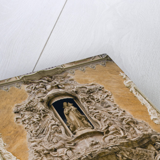 Doorway of Palacio del Marques de Dos Aguas by Corbis