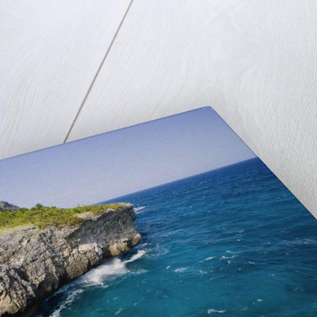 Coast of Samana Peninsula near Puerto El Fronton by Corbis