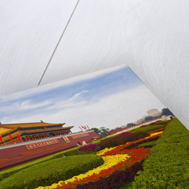 View near Gate of Heavenly Peace by Corbis