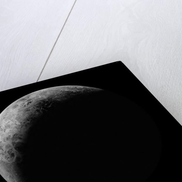 Radar View of the Southern Hemisphere of Venus by Corbis