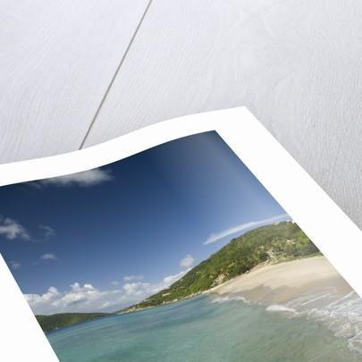 Lambert Beach, Tortola, British Virgin Islands by Corbis