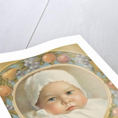 Portrait of Baby by Annie Benson Muller
