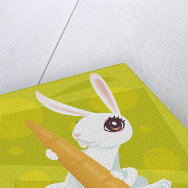 Anime Rabbit by Corbis