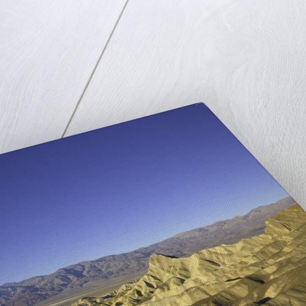 Zabriskie Point in Death Valley National Park by Corbis