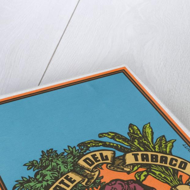 El Arte del Tabaco Poster by Corbis